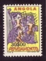 Angola 1965 - Selos De Assistëncia  - Povoamento 30$00 Cond. MNH #  Settlers In Angola - Angola