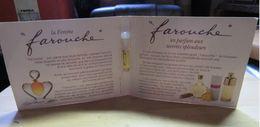 RARE MINIATURE NINA RICCI FAROUCHE - Miniatures De Parfum