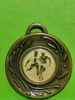 Luxembourg Médaille, Tournoi Des Jeunes, PC Steesel - Jetons En Medailles