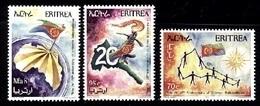 (012) Eritrea  Independence / Unabhängigkeit / 2011 ** / Mnh  Michel  341-43 - Eritrea