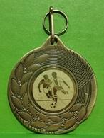 Luxembourg Médaille, Fc Scheffleng 95. Tournoi De Noel Paul Bruch 2013 - Tokens & Medals