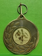 Luxembourg Médaille, Fc Scheffleng 95. Tournoi De Noel Paul Bruch 2013 - Jetons En Medailles