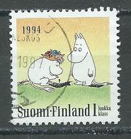 Finlande YT N°1202 Journée D'amitié Oblitéré ° - Finlande