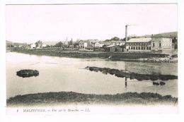CPA (54) Malzeville.Vue Sur La Meurthe. TTB.  (M.589). - Francia