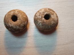 Deux Porcelaines De Grenade à Manche Allemande. WW1 14-18 - 1914-18