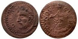 00143 GETTONE JETON TOKEN UNDETERMINATED REPRO ANCIENT COIN - Zonder Classificatie