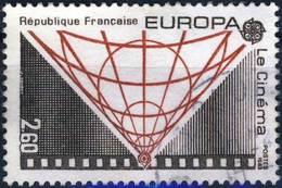 2271 EUROPA   OBLITERE ANNEE 1983 - Frankreich