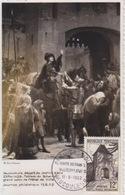 CP Maximum (départ De Jeanne D'Arc Le 22Fév1429), Obl. Premier Jour Vaucouleurs Le 11/5/1952 Sur N° 921 (Vaucouleurs) - Maximum Cards