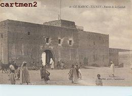 TIZNIT ENTREE DE LA CASBAH MAROC AFRIQUE - Maroc