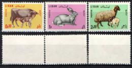 LIBANO - 1965 - ANIMALI - ANIMALS - MNH - Libano