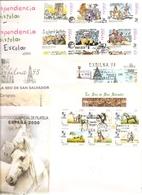 1998-AÑO COMPLETO EN S.P.D. DEL SERVICIO FILATELICO DE CORREOS ( S.F.C. )- - España