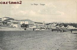 TANGER LA PLAGE  MAROC AFRIQUE - Tanger