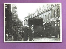 CP909 * 1 Carte Postale RUE DE L'EGLISE MARAIS DE LOMME NORD - Lomme