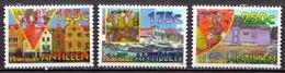 Netherlands Antilles MNH Set - Carnival