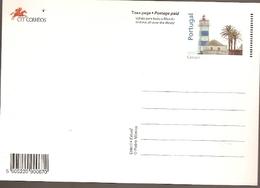 Portugal ** & Postal Stationery, Lighthouse, Estoril, Panoramic View 1998 (6888) - Interi Postali