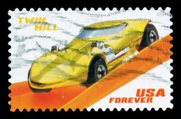 Etats-Unis / United States (Scott No.5326 - Hot Wheels) (o) - Etats-Unis