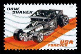 Etats-Unis / United States (Scott No.5327 - Hot Wheels) (o) - Estados Unidos