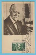 J.M. 31 - Carte Maximum Ou Carte Philatélique - N° 3 - Compositeur - D'INDY - - Musique