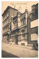 CPA  : NAMUR Le Cercle Militaire (rue Louis Namêche)  Disparu,garage, Huiles Et Graisses BOLIDE - Namur
