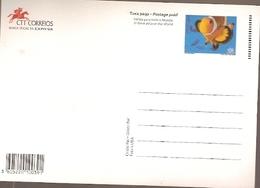 Portugal ** & Postal Stationery, Sea Life, Almada, Christ The King, EXPO 1998 (6888) - Interi Postali