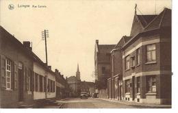 LUIGNE- MOUSCRON - Rue Curiale (Editeur J. Castel - Petit - Mouscron - Möskrön