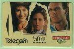 New Zealand - 1992 Fernleaf Butter $50 - NZ-P-1 - Mint - Neuseeland