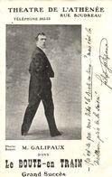 CPA M. GALIPAUX Artiste THEATRE Star (30346) - Théâtre