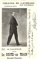 CPA M. GALIPAUX Artiste THEATRE Star (30346) - Teatro