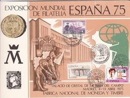 España HR 35 Usada - Blocs & Hojas
