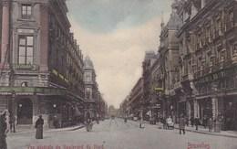 Brussel, Bruxelles, Vue Générale Du Boulevard Du Nord (pk65108) - Avenues, Boulevards