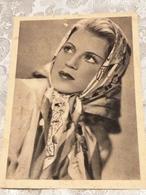 KRISTINA SODERBAUM Cartolina, No Circolata Del 1941 - Actors