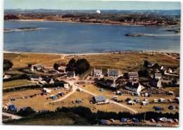 """Pleumeur-Bodou.. Ile Grande.. Belle Vue Aérienne La Plage De Toul-Gwen Camping """"l'Abri Côtier"""" Edit Cim - Pleumeur-Bodou"""