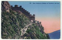 Suisse // Schweiz // Switzerland //  Valais // Sion, Ruines De Tourbillon - VS Valais