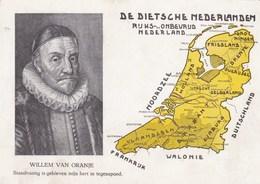 De Dietsche Nederlanden, Willem Van Oranje (pk65128) - Personnages Historiques