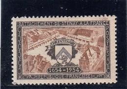 France - 1954 - N° YT 987** - Place De La République - France