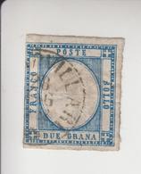 Italië Michel-nr 4 Gestempeld - 1861-78 Victor Emmanuel II.