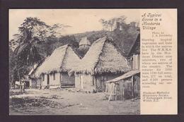CPA Honduras Village Non Circulé - Honduras