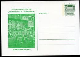 Bund PP38 B2/001 TRABRENNBAHN DINSLAKEN 1968 NGK 8,00 € - BRD