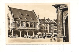 P329 Germania FREIBURG BRISGOVIA Postcard New MERCATO - Freyburg A. D. Unstrut