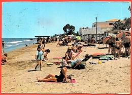 "CPM Espana Espagne Spain Alicante DENIA Playa ""Las Marinas"" - Espagne"