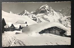 Mürren Schiltalp Im Winter/Photo Gyger Adelboden - BE Berne