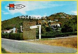 CPM Espana Espagne Spain Alicante RECUERDO De DENIA - MINI GOLF - Espagne