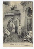 CPA - Algérie - Alger - Un Coin De La Casbah - Alger