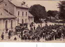 FOURAS -  La Gare De L'Etat - Fouras-les-Bains