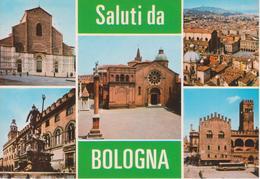 BOLOGNA - VEDUTINE MULTIVUES - NON VIAGGIATA - Bologna