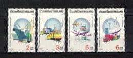 THAILAND ,  1992, ** , MNH , Postfrisch ,  Mi.Nr. 1476 - 1479 - Tailandia