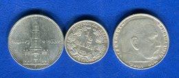 All  3  Pieces  Arg - [ 3] 1918-1933 : República De Weimar