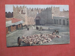 Damascus Gate Jerusalem         Ref 3748 - Israel