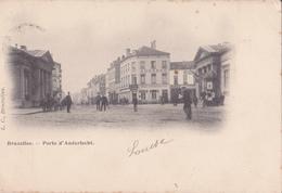 Bruxelles Porte D'Anderlecht - Avenues, Boulevards