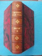 LECTURES POUR TOUS 1917/1918 Tome II, Livre Relié - Books, Magazines, Comics